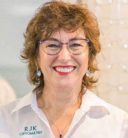 Debbie Brummitt RJK Optometry Coffs Harbour Optometrists