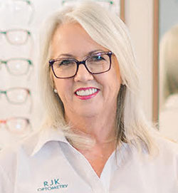 Jenny Davis RJK Optometry Coffs Harbour Optometrists