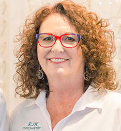 Cathy RJK Optometry Coffs Harbour Optometrists