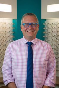 Michael Jones RJK Optometrist Coffs Harbour