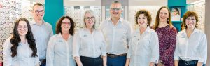 Rjk-Optometry-Coffs-Harbour-team